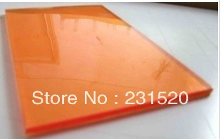 Polymer plates for hot foil stamping die making 10pcs, water washable plate , 200x300mm/pc