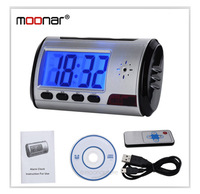 Digital Clock Hidden Camera DVR USB Motion Alarm Digital Camera 720P HD Mini DVR DA0840