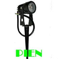 Garden Lawn lamps Outdoor lighting 12V 3W IP65 Waterproof Luminaria ramp path flood spot bulbs 110V 220V Free Shipping 1pcs/lot