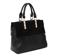 2013 New arrival lady handbag, leather shoulderbag woman, free shipping,1pce wholesale.TB-00099