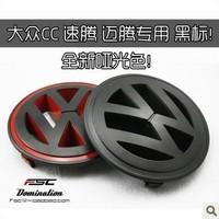 Free Shipping, Volkswagen car devil cc r36 special steps leaps free car refires emblem decoration