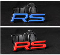 Free Shipping, Car general rs car stickers decoration stickers refires pieces label