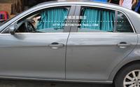 Free Shipping, Car volkswagen lavida new bora free car steps leaps curtain sun-shading curtain louver window