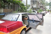 Free Shipping, Car vw car king jettas coach sunscreen sun-shading curtain car curtain sun-shading stoopable car curtain