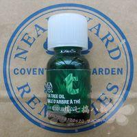 The body shop 11 the body shop tea tree oil 10ml acne anti-inflammatory