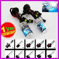 Free shipping 12V 35/55W HID Xenon Headlight Replacement Bulb Lamp H1 H3 H7 H8 H9 H10 H11 9005/HB3 9006/HB4 880 881 ALL COLORS