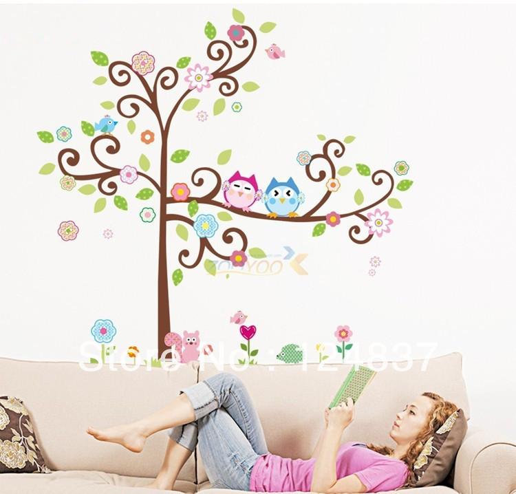 Фото - Стикеры для стен 60 * 90 /Nursery стикеры для стен home decal 60 90