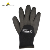 Free shipping kevlar gloves cold-proof work gloves anti-icer wear-resistant waterproof safety gloves