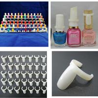 Wholesale 150 pcs Polish UV Gel Color Pops Display Nail Art Ring Style Nail Tips