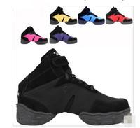 (not sansha) SM308 Canvas dance shoes jazz dance shoes modern sneakers for women dance shoes multi color choice free shipping