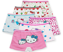 cartoon Cotton Kids Panties