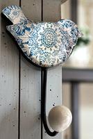 Rustic decoration hook