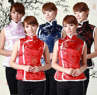 Cheongsam top 2013 women's tang suit chinese style clothes vest new arrival