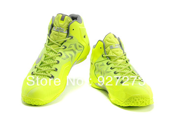 2013 Brand Trainer lebrons 11 XI Elite basketball Shoe for sale Mens Designer footwear Free shipping Athletic Shoes US 8-13