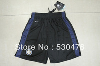 Thailand Quality Inter Milan 2013/2014 home blue soccer shorts free shipping Size: S/M/L/XL