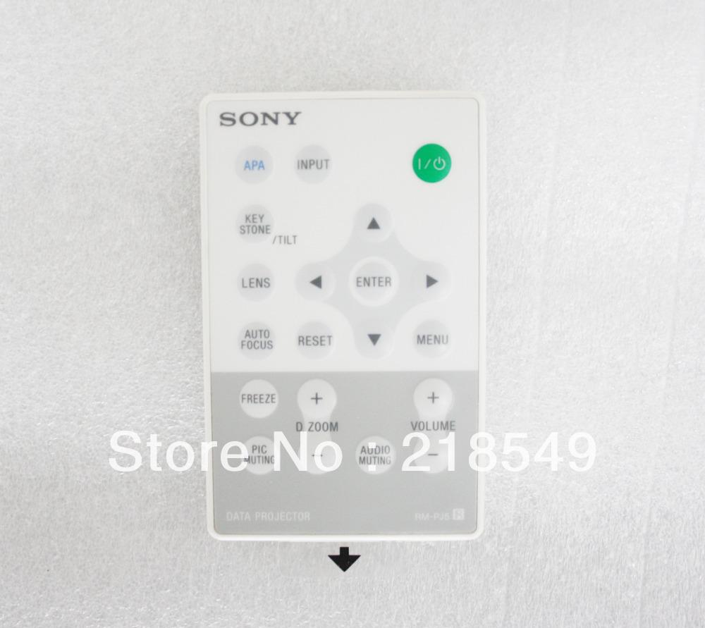Remote Control for Sony Projector vpl-cx20 vpl-cx86 vpl-dx10 vpl-dx11 vpl-dx15 RM-PJ5(China (Mainland))