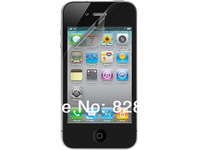 Free Shipping! 30pcs/lot High quality Front Clear Screen Protector for apple iphone 4 4s