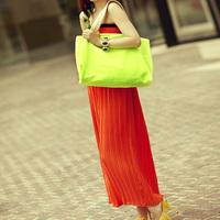 neon yellow handbag,women briefcase a4 bag,single shoulder storage bags,oppo bags,sporrt bag for women umbrella,11289