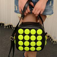 neon colored women messenger bag green,small bags handbags women famous brands,bacckpacks,cute mini bag,11291