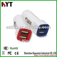 HOT Sell 2014 5V2A car charger for smartphone