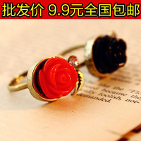 2065 accessories fashion ring accessories vintage rose Women ring finger ring small accessories