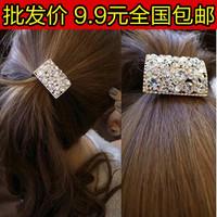 0299 2013 accessories sparkling rhinestone box fashion hair accessory hair accessory hair rope headband hair accessory rubber