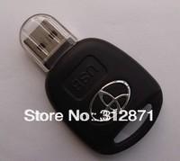 Free shipping 2GB 4GB 8GB 16GB 32GB 64GB Wholesale NEW Genuine Audi Car Key Shape USB 2.0 Memory Stick Flash Drive