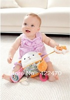 Free Shipping Multifunctional Puzzle Baby Toy ,The Baby Calm Doll