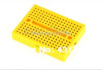 Yellow Breadboard SYB-170 Mini small breadboard