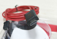 Latest MHL cable! 1080P MHL to HDMI cable for smartphone