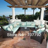 2013 New design bali rattan outdoor lounge furniture