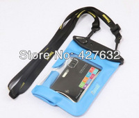 Promotion!!WB2  Digital Camera Mobile Phone Waterproof PVC Bag Case Underwater Pouch 21x13CM,Free shipping, Retail &Wholesale