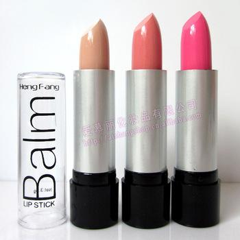 Free Shipping, Wholesale 12 pieces/lot  Colorful Tempting Lipstick  12 colors Pure Color Lip Cream, HZC001