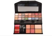W913A  24 Colors Eye Shadow 4 Blusher 2 Pressed Powder 4 Lip Brillant 1Eyeliner Eye Shadow Box  Fine Powder  Easy To Apply