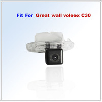 Wire waterproof  Car Rear View  Backup Camera  FIT FOR Great wall voleex C30 Waterproof IP67 + Wide Angle 170 Degrees + CCD