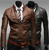 Мужские изделия из кожи и замши Fashion sspecial 5865