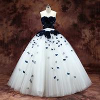 2013 winter tube top slim waist handmade flowers princess puff skirt with slip bandage the bride wedding dress wedding gown