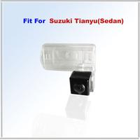 Wire waterproof  Car Rear View  Backup Camera  FIT FOR  Suzuki Tianyu(Sedan) Waterproof IP67 + Wide Angle 170 Degrees + CCD