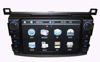 New! Free shipping Car audio GPS for TOYOTA RAV4 2013