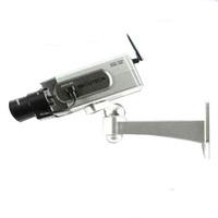 Wireless Dummy Fake Camera Motion Detection LED Surveillance Camera,Free Shipping,Wholesale
