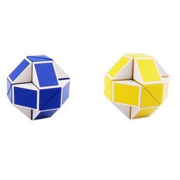 Large magicaf magic feet 24 magic wand magic cube fun puzzle child gift