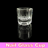 20 X Glass Crystal Bowl Cup Dappen Dish Arcylic Nail Art + Free Shipping