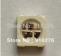 WS2812B built-in 5050 SMD RGB LED (4pins) chip, Addressable Dream Color,DC 5V, 200pcs/Lot