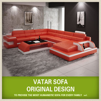 VATAR u shaped sectional sofa