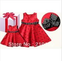 Wholesale Summer Floral Dress ,Fashion  Children Dress, Nice ! freeshipping