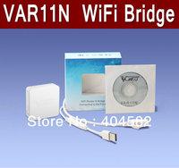 VAR11N MINI Wireless Wifi Bridge for PC,laptop,IP cameras