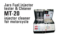2 Jars motor fuel injector cleaner and tester MT-20