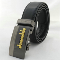 2013 new 100% genuine leather belt  automatic  men's belt