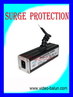 free shipping Network signal Surge protector RJ45M4