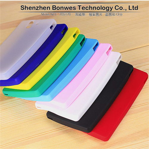 100pieces/lot,High Quality Candy Color Soft Silicone Fit Flexible Case For Sony Ericsson Sony Xperia Z L36H,Free Drop Shipping(China (Mainland))